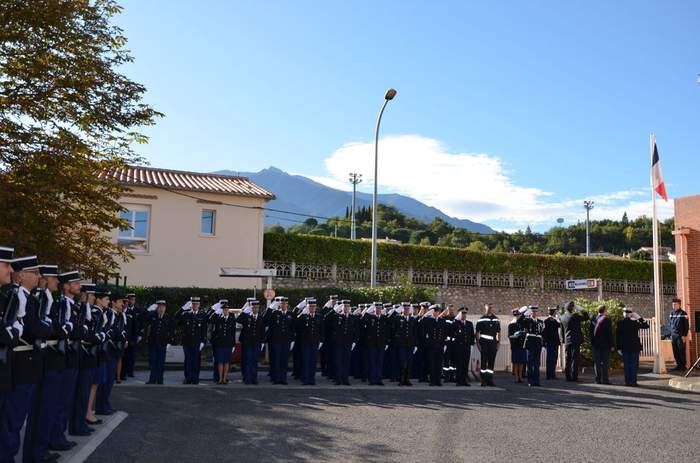 ceremonie de passation de commandement (2)
